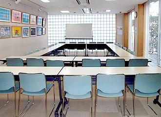 集会室の写真